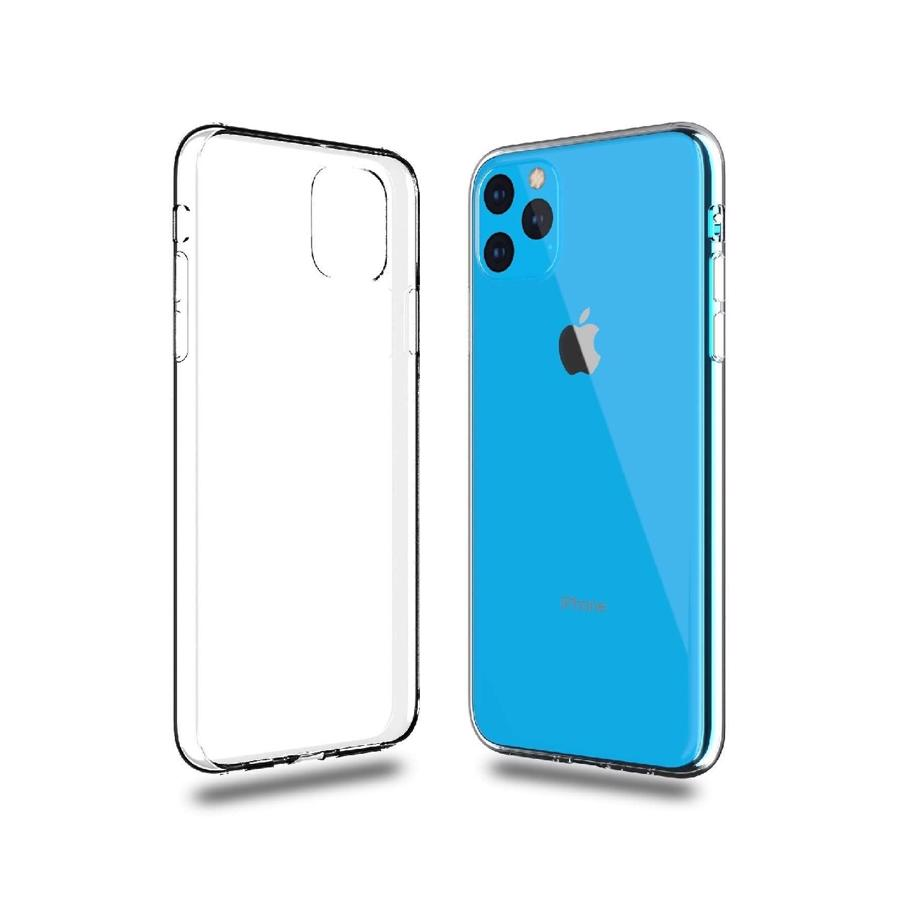 iPhone 11 Pro MAX TPU Cover Clear