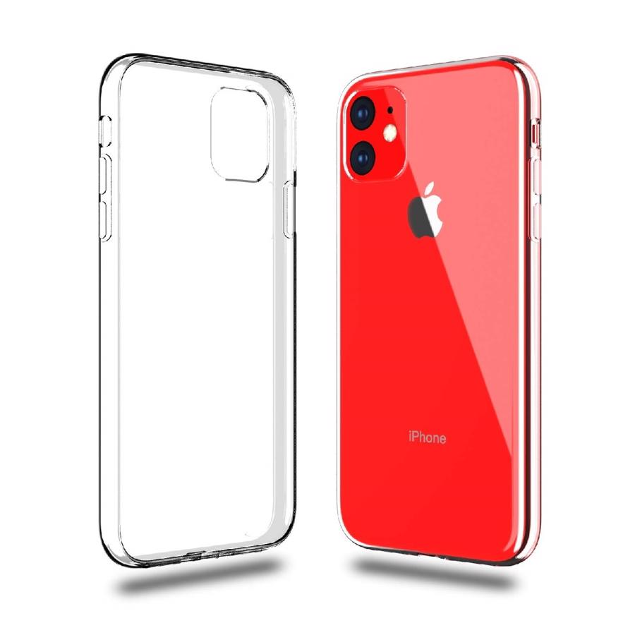 iPhone 11 TPU Cover Clear