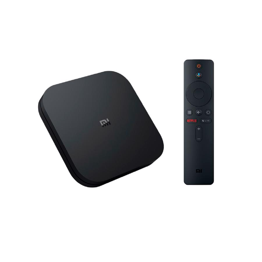 Xiaomi Mi TV Box S 4K black