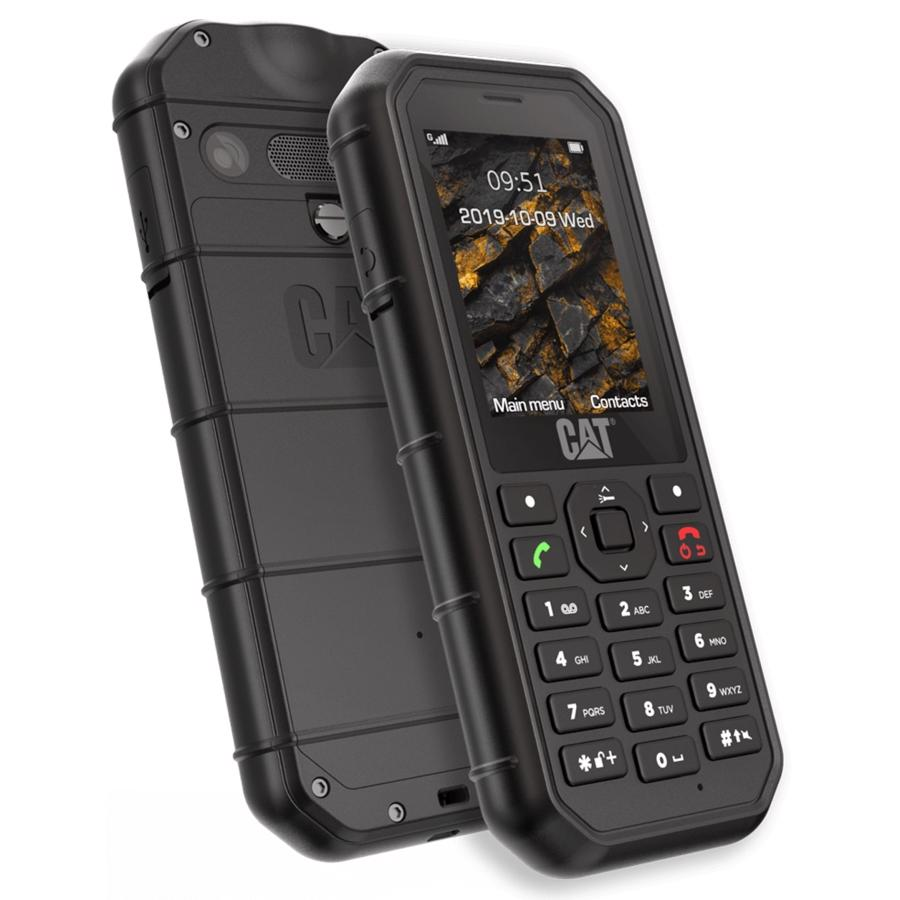 Caterpillar CAT B26 Sort Dual-SIM