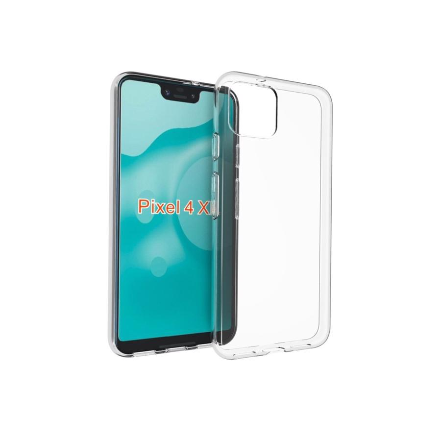 Google Pixel 4 XL TPU Cover Clear