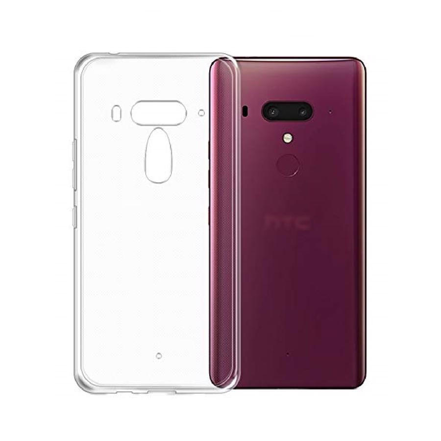 HTC U12+ Clear Cover