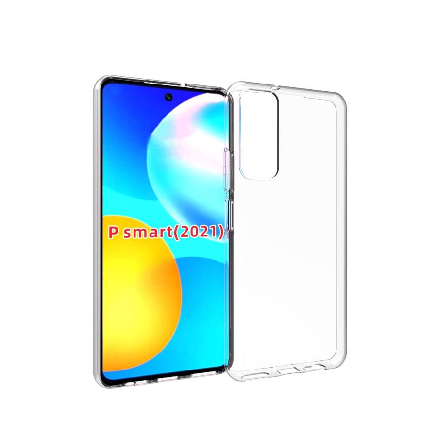 Huawei P Smart 2021 Clear Cover