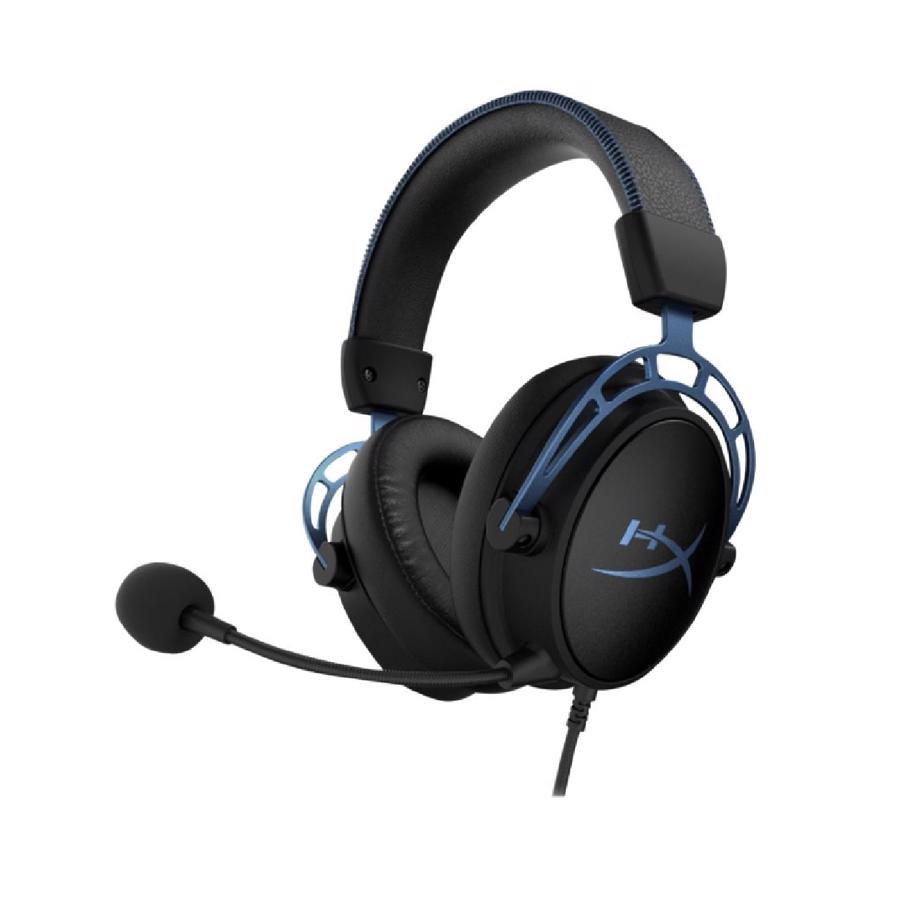HyperX Cloud Alpha S Trådløs Gaming Headset Blå