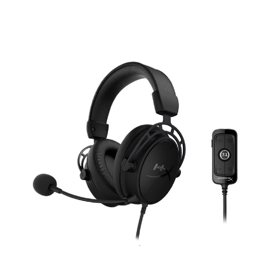 HyperX Cloud Alpha S Trådløs Gaming Headset Sort