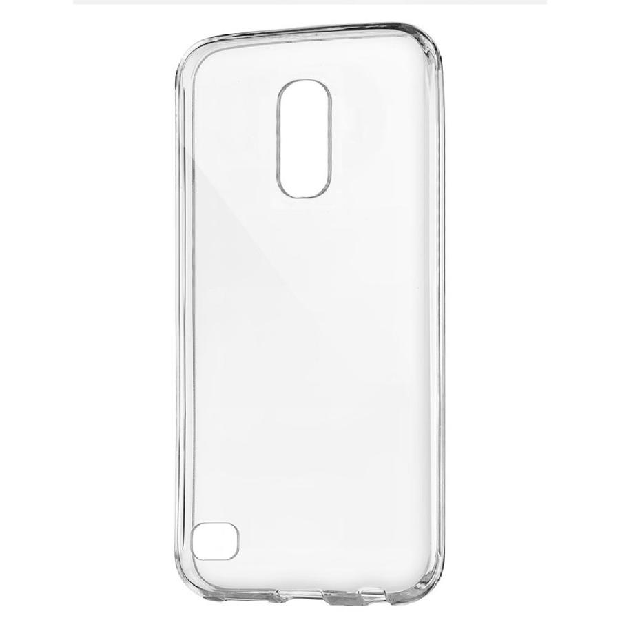 LG K10 2017 Clear Cover