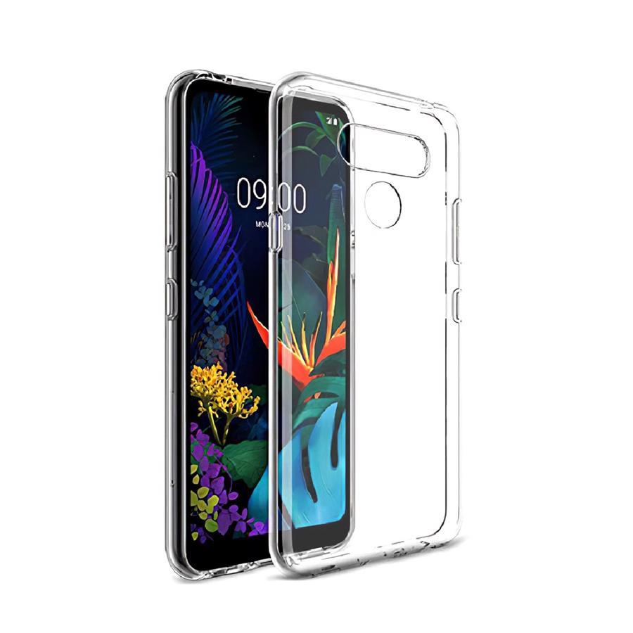 LG Q60 Clear Cover