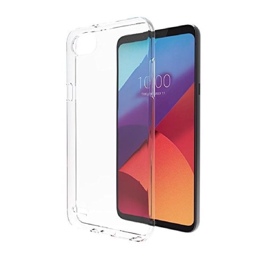LG Q6 Clear Cover