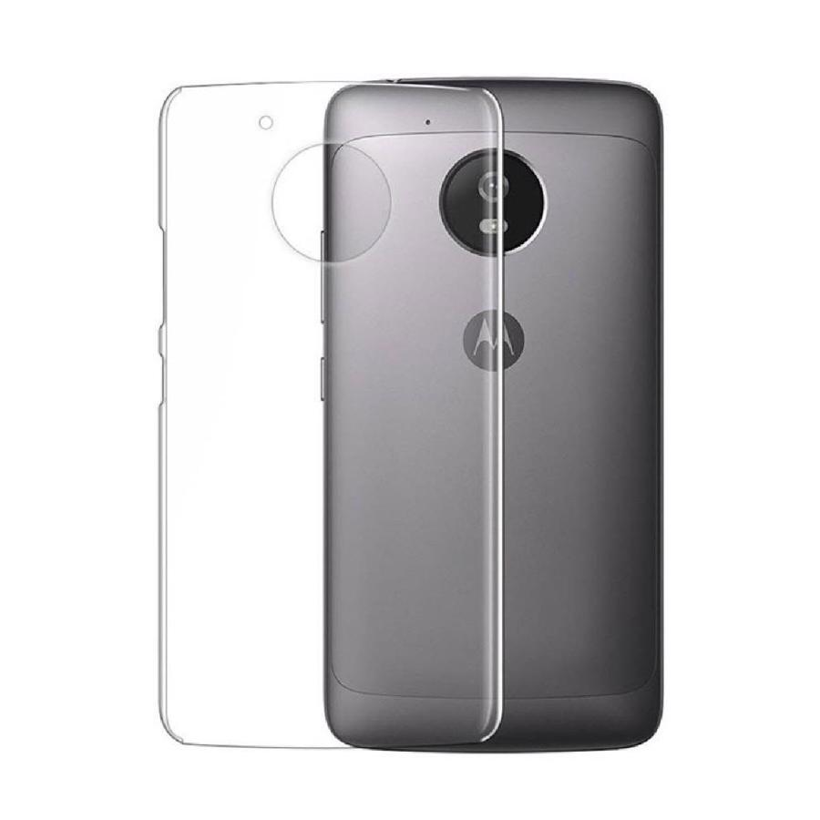 Moto C Plus Clear Cover