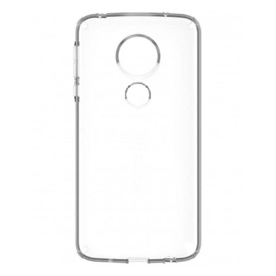 Moto E5 Play Clear Cover