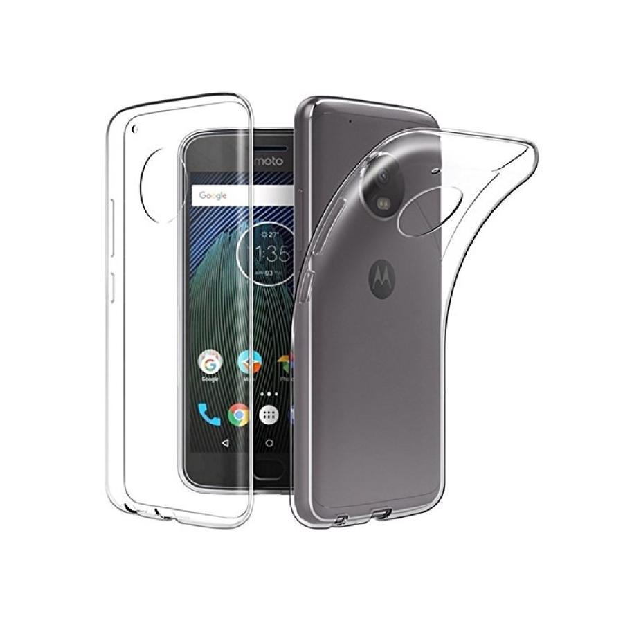 Moto G6 Plus Clear Cover