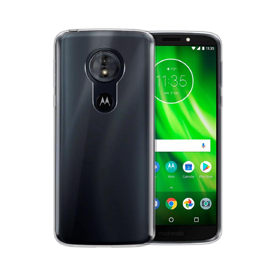 Moto G6 Play Clear Cover