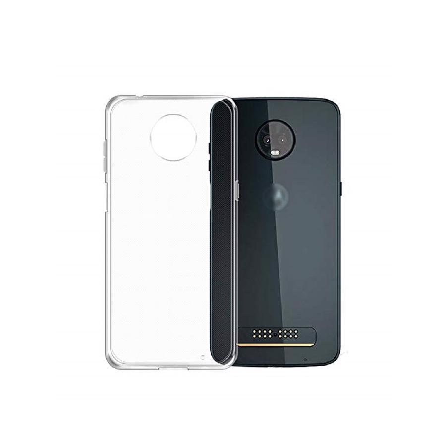 Moto Z3 Play Clear Cover