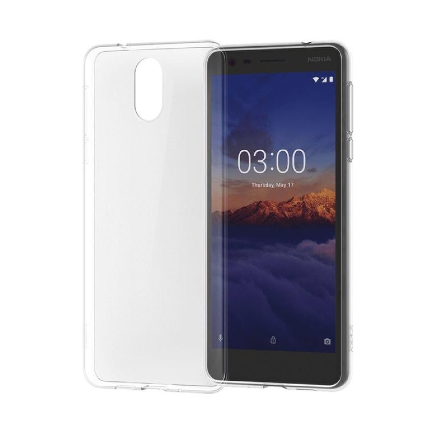 Nokia 3.1 Clear Cover