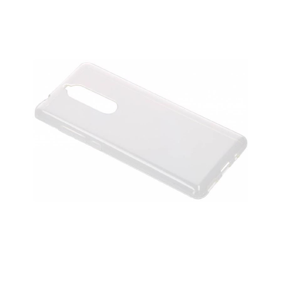 Nokia 5.1 Clear Cover