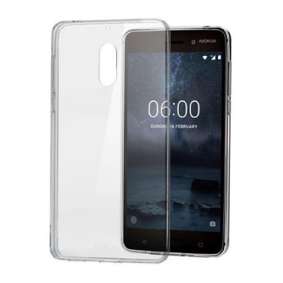 Nokia 6.1 Clear Cover
