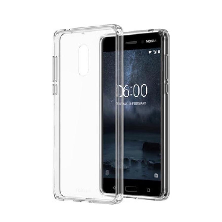 Nokia 8 Clear Cover
