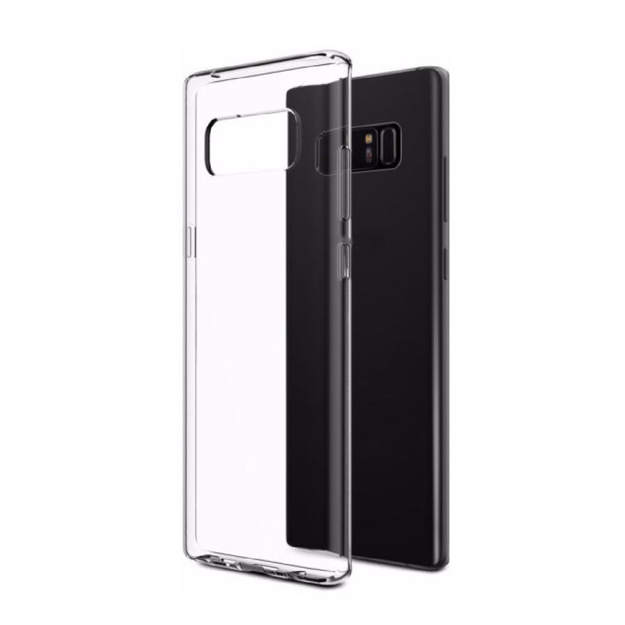 Samsung Galaxy Note 8 TPU Cover Clear