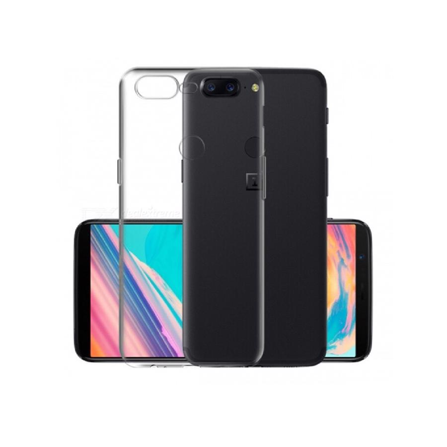 OnePlus 5T Clear Cover