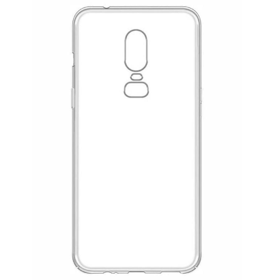 OnePlus 6T Clear Cover