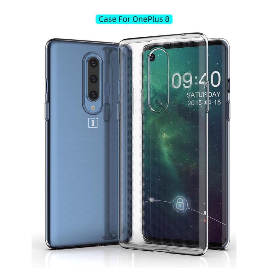 OnePlus 8 Clear Cover