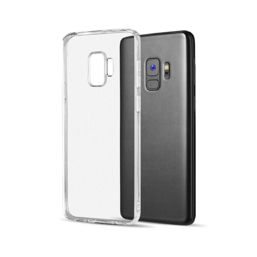 Samsung Galaxy S9 TPU Cover Clear