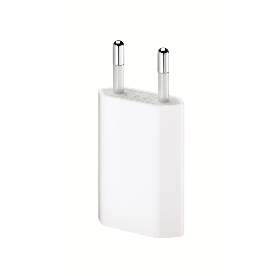 Apple USB-strømforsyning på 5 W Power Adapter
