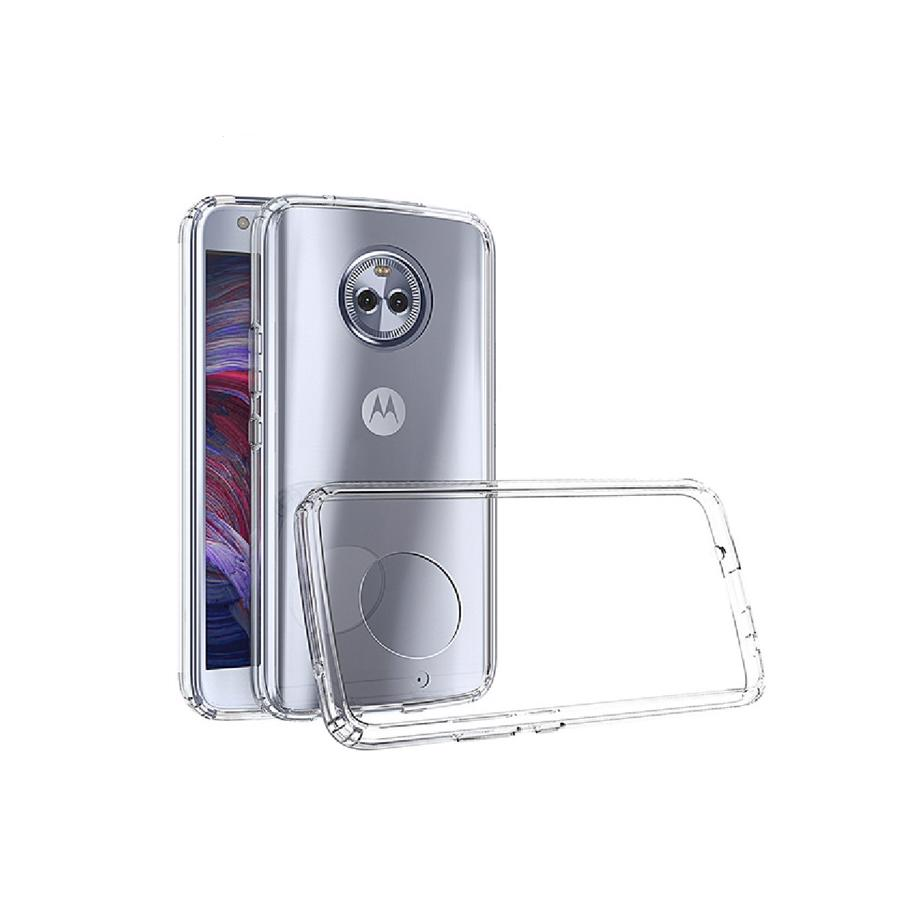 Moto X4 Clear Cover