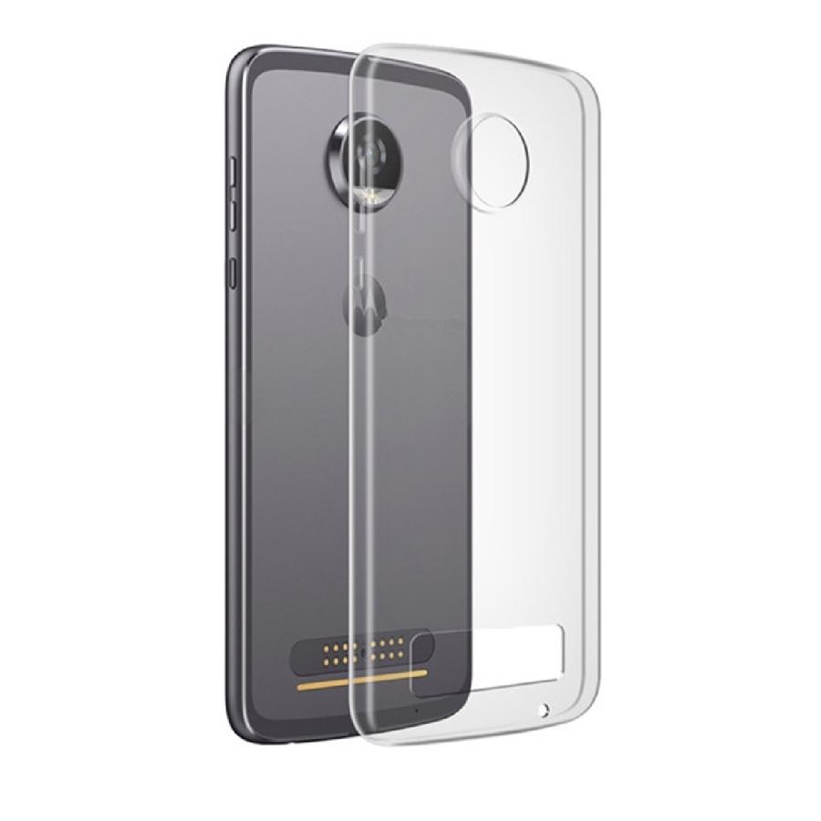 Moto Z2 Play Clear Cover