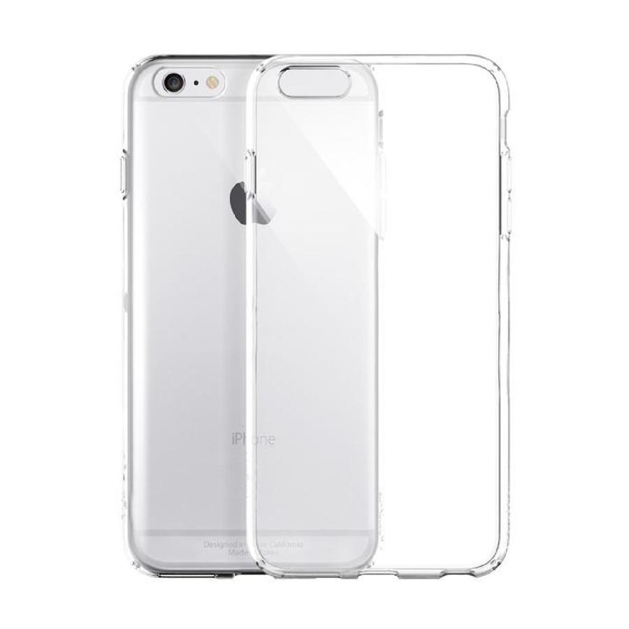 iPhone 6 / 6S Plus TPU Cover Clear