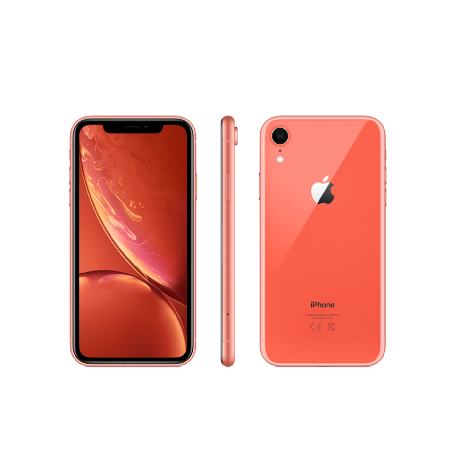 iPhone XR Coral 64GB
