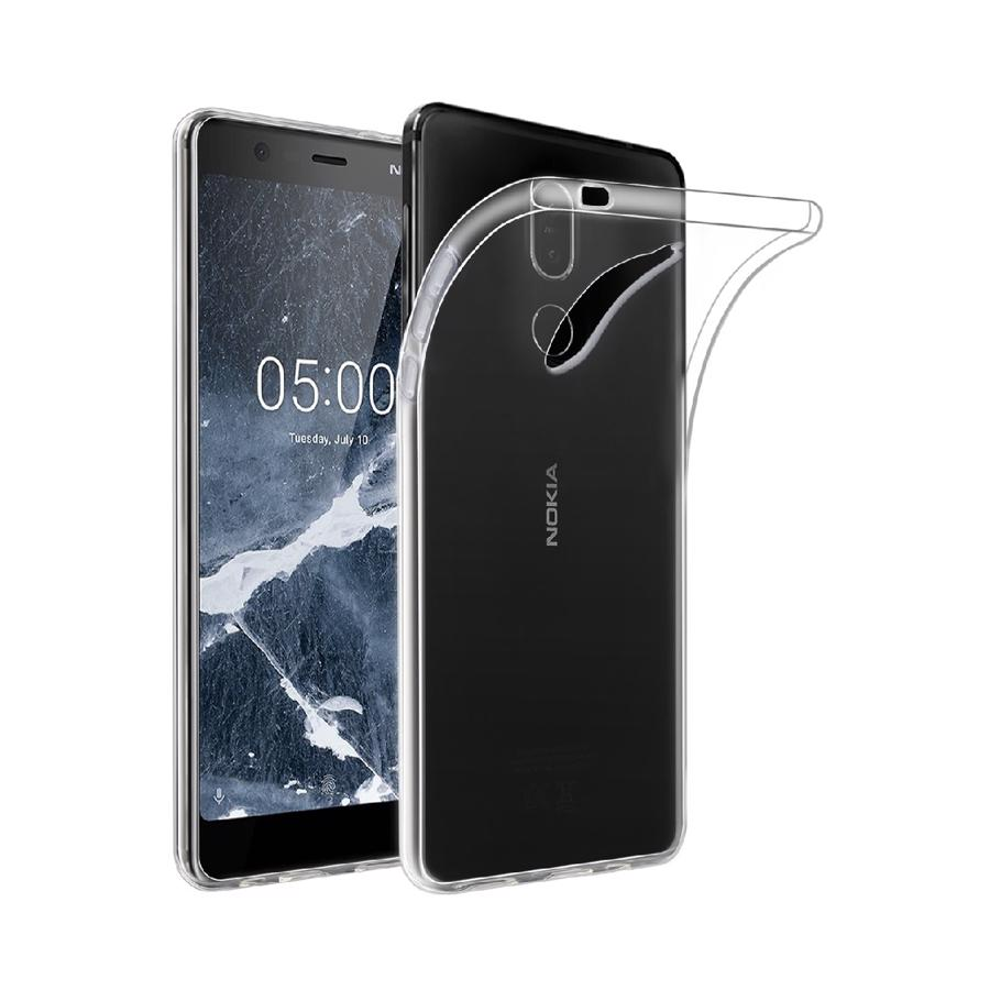 Nokia 5.1 Plus Clear Cover