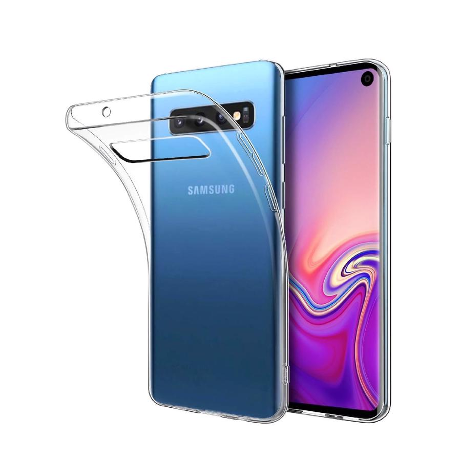 Samsung Galaxy S10e TPU Cover Clear
